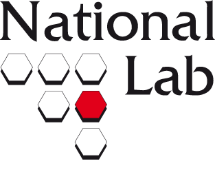 Logo: National Lab G m b H Moelln, Deutschland